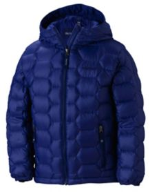 Girl's Ama Dablam Jacket, Gemstone, medium