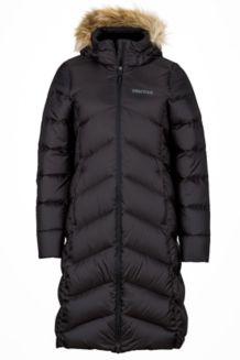 Wm's Montreaux Coat, Black, medium