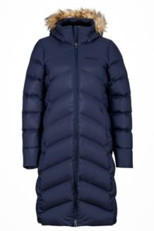 Wm's Montreaux Coat, Midnight Navy, medium