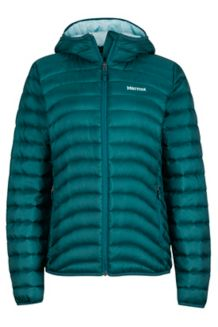 Wm's Aruna Hoody, Deep Teal, medium