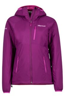 Wm's Novus Hoody, Deep Plum, medium