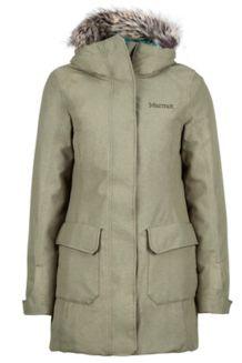 Wm's Georgina Featherless Jacket, Beetle Green, medium