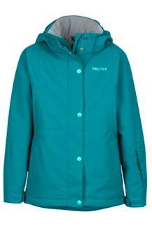 Girl's Nakiska Jacket, Deep Lake, medium
