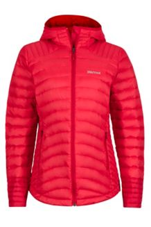 Wm's Electra Jacket, Tomato/Team Red, medium