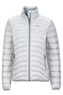 Wm's Aruna Jacket, Glacier Grey, medium