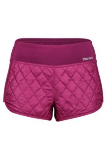 Wm's Toaster Short, Deep Plum, medium