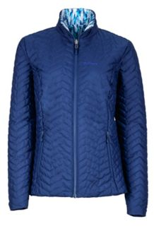 Wm's Turncoat Jacket, Arctic Navy/Arctic Navy Ice, medium