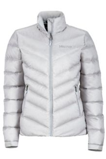 Wm's Pinecrest Jacket, Platinum, medium