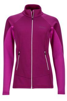 Wm's Skyon Jacket, Grape/Neon Berry, medium