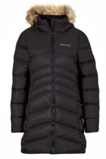 Wm's Montreal Coat, Black, medium