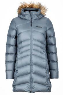 Wm's Montreal Coat, Steel Onyx, medium