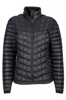 Wm's Marmot Featherless Jacket, Black, medium