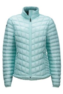 Wm's Marmot Featherless Jacket, Blue Tint, medium