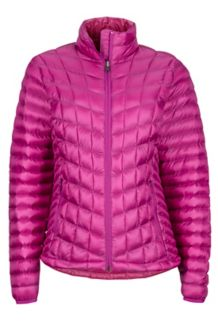 Wm's Marmot Featherless Jacket, Purple Orchid, medium