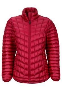 Wm's Marmot Featherless Jacket, Red Dahlia, medium