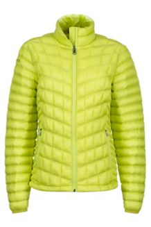 Wm's Marmot Featherless Jacket, Sprig, medium
