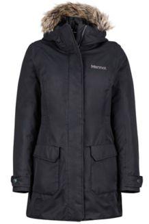 Wm's Nome Jacket, Black, medium