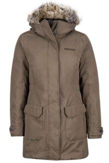 Wm's Nome Jacket, Deep Olive, medium