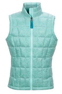 Girl's Sol Vest, Wintermint, medium