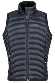 Girl's Aruna Vest, Black, medium
