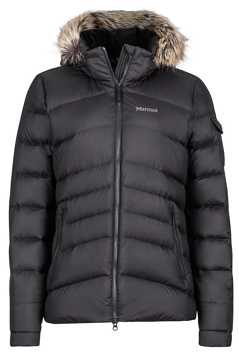 Wm's Ithaca Jacket, Black, large