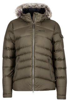 Wm's Ithaca Jacket, Deep Olive, medium