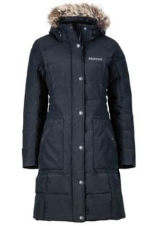 Wm's Clarehall Jacket, Black, medium