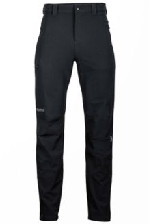 Scree Pant Long, Black, medium