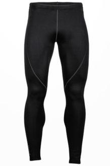 Stretch Fleece Pant, Black, medium