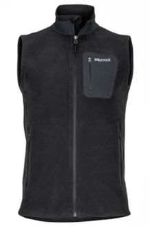 Reactor Vest, Black, medium