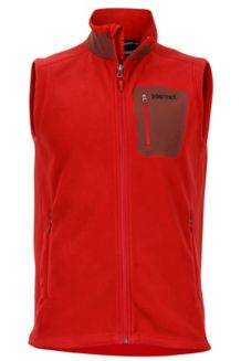 Reactor Vest, Dark Crimson, medium
