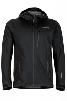 ROM Jacket, Black, medium