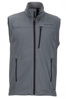 Leadville Vest, Steel Onyx, medium