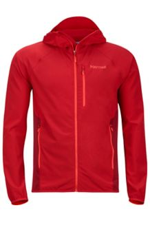 Lightstream Jacket, Team Red/Brick, medium