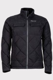 Burdell Jacket, Black, medium