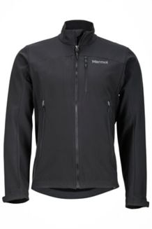 Shield Jacket, Black, medium