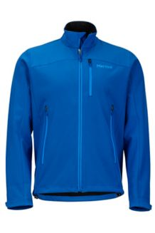 Shield Jacket, Dark Cerulean, medium