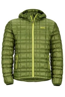 Marmot Featherless Hoody, Tree Green, medium