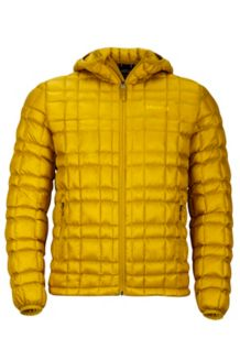 Marmot Featherless Hoody, Golden Palm, medium