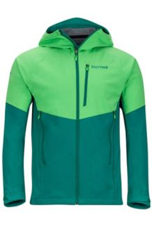 ROM Jacket, Emerald/Shady Glade, medium