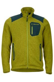 Wrangell Jacket, Cilantro/Dark Spruce, medium