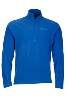 Rocklin 1/2 Zip, Dark Cerulean, medium