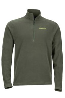 Rocklin 1/2 Zip, Crocodile, medium
