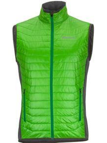 Variant Vest, Citrus Green/Slate Grey, medium