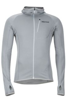 Neothermo Hoody, Grey Storm, medium