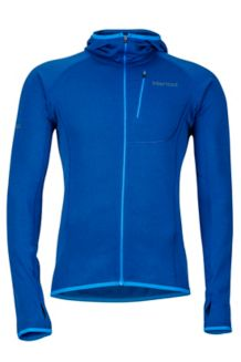 Neothermo Hoody, Dark Cerulean, medium