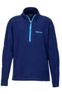 Boy's Rocklin 1/2 Zip, Arctic Navy, medium