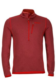 Preon 1/2 Zip, Port, medium