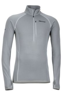 Neothermo 1/2 Zip, Grey Storm, medium
