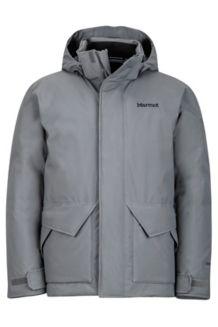 Colossus Jacket, Cinder, medium